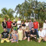 Participantes de 'Supervivientes 2016'