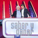 Luis Larrodera y Sergi Schaaff