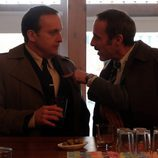 Jesús y Rodrigo discuten en 'El Caso'