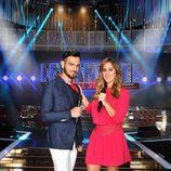 Anabel Pantoja y Manuel Cortés son concursantes de 'Levántate All Stars'