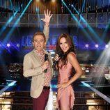 La cantante Melody y su padre serán concursantes de 'Levántate All stars'