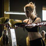 Macarena aparece en un ring de boxeo en 'Vis a vis'