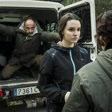 Una joven es secuestrada en el capítulo 17 de 'Vis a vis'