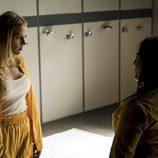 Macarena se enfrenta con Anabel en 'Vis a vis'