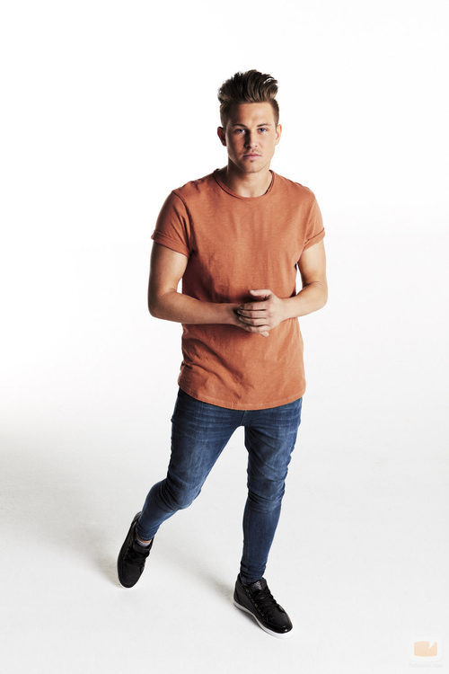 Marty Mack, participante de la duodécima edición de 'Geordie Shore'
