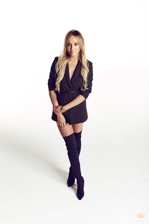 Charlotte Letitia Crosby muy sexy para la duodécima edición de 'Geordie Shore'