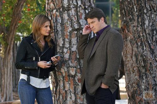 Castle y Beckett investigan juntos en 'Castle'
