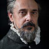 Pere Ponce es Cervantes en 'Tiempo de Hidalgos'