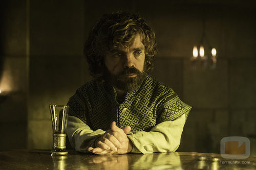 Tyrion Lannister en el capítulo 3 de la sexta temporada de 'Juego de tronos'