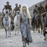 Daenerys Targaryen en el capítulo 3 de la sexta temporada de 'Juego de tronos'