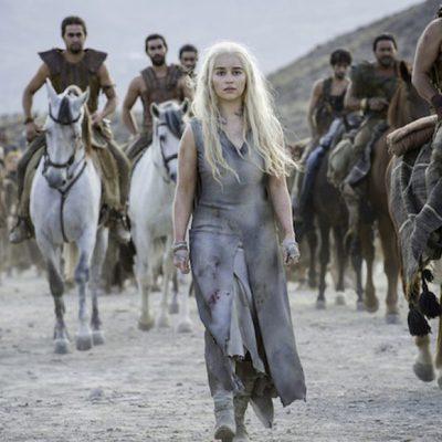 Imágenes capitulares de la sexta temporada de 'Juego de tronos'