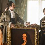 Velázquez le regala uno de sus cuadros a Isabel de Fernosio