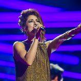 Barei en el segundo ensayo de Eurovisión 2016