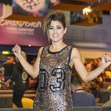 Barei luce su look del tercer ensayo en Eurovisión 2016