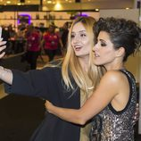 Barei y Lidia Isac en Eurovisión 2016