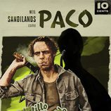 Cover de Paco en 'Hap and Leonard'