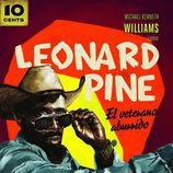 Cover de Leonard  en 'Hap and Leonard'