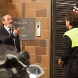 Enrique se queja ante la policía