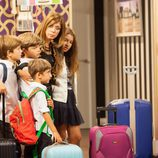 Maite Figueroa recupera la custodia de sus hijos