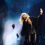 """Greta Salóme canta """"I Hear Them Calling"""" durante la primera semifinal de Eurovisión 2016"""