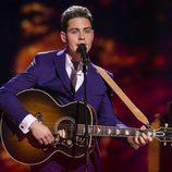 Douwe Bob, los Países Bajos en Eurovisión 2016