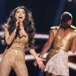 Samra representa a Azerbaiyán en la final de Eurovisión 2016