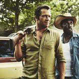 Hap y Leonard en la nueva serie 'Hap and Leonard'