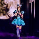 Jamie-Lee, de Alemania, en el Festival de Eurovisión 2016