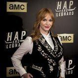 Christina Hendricks en el photocall de 'Hap and Leonard'