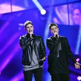 Joe and Jake, UK en la final de Eurovisión 2016