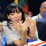 Dami Im tras su actuación en Eurovisión 2016