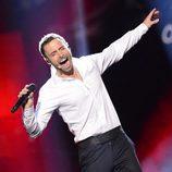Måns Zelmerlöw, presentador del Festival de Eurovisión 2016