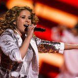 Laura Tesoro, representante de Bélgica en Eurovisión 2016