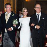 Carmen tendrá dos padrinos en su boda