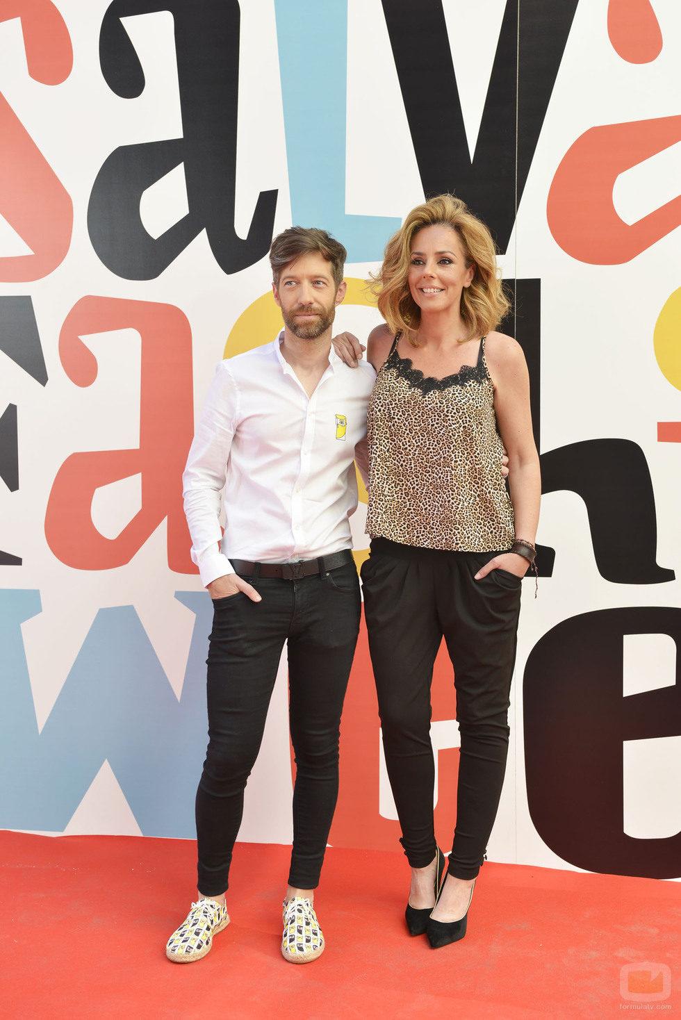 """Xoan Viqueira y Rocío Carrasco juntos en la segunda edición de la """"Sálvame Fashion Week"""""""