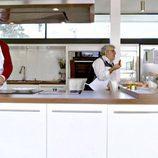 """""""Martes y Trece"""" cocinan junto a Bertín Osborne en 'Mi casa es la tuya'"""