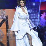 """Paz Padilla desfila en la segunda edición de la """"Sálvame Fashion Week"""""""