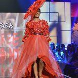 Raquel Bollo desfila en la segunda edición de la
