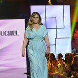 """Carlota Corredera en el tercer desfile de la segunda edición de la """"Sálvame Fashion Week"""""""