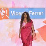 """Paz Padilla en el cuarto desfile de la segunda edición de la """"Sálvame Fashion Week"""""""