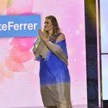 """Carlota Corredera en el cuarto desfile de la segunda edición de la """"Sálvame Fashion Week"""""""