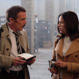 Jesús y Clara desentramando un nuevo caso