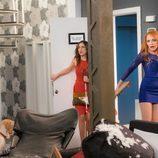 Judith entra asustada a su casa en 'La que se avecina'
