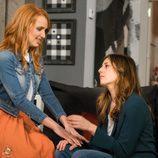 Judith habla con Celia, su nueva compañera de piso en 'La que se avecina'