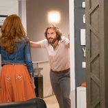 Judith abre la puerta al novio de Celia en 'La que se avecina'