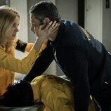 Macarena intenta hablar con Fabio en 'Vis a vis'
