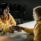 Zulema y Macarena cierran un trato en 'Vis a vis'