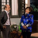 Enrique habla con Araceli en 'La que se avecina'