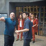 Daniel Burman ofrece indicaciones en 'Supermax'