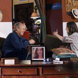 Malú charla con Bertín en 'Mi casa es la tuya'